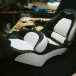 Обтяжка седла для Honda GoldWing