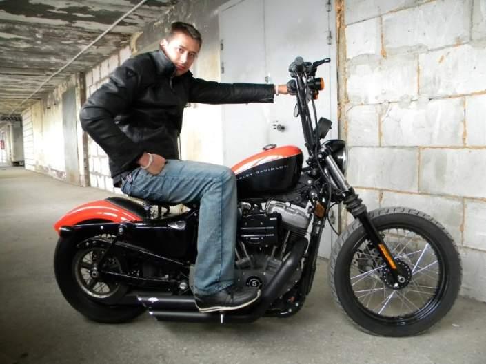 Тюнинг Harley Davidson Sportster