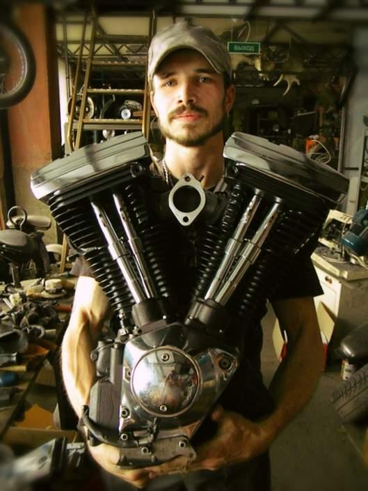 Ремонт Harley Davidson