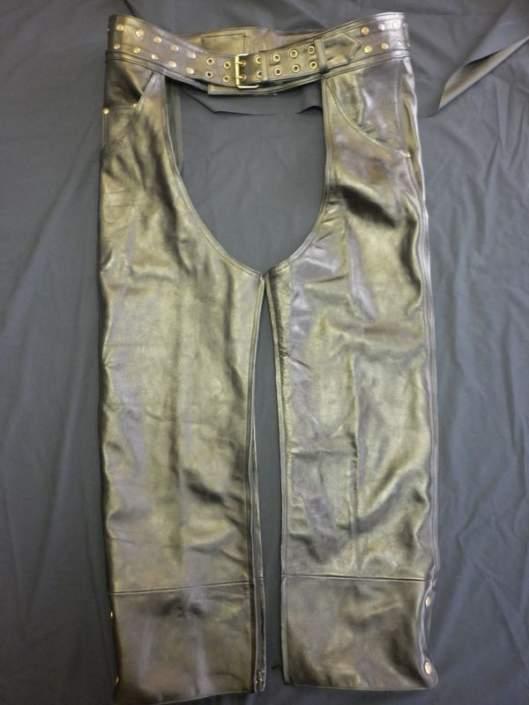 Чаппарехос, защита джинс от грязи