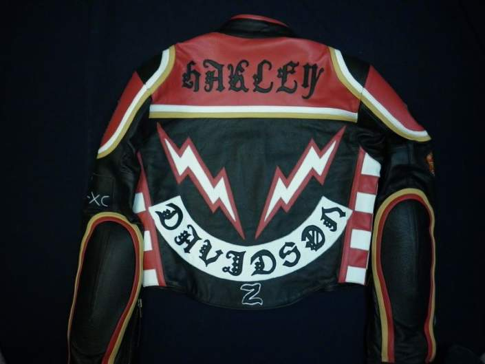 Реплика куртки из фильма Харли Дэвидсон и ковбой Мальборо