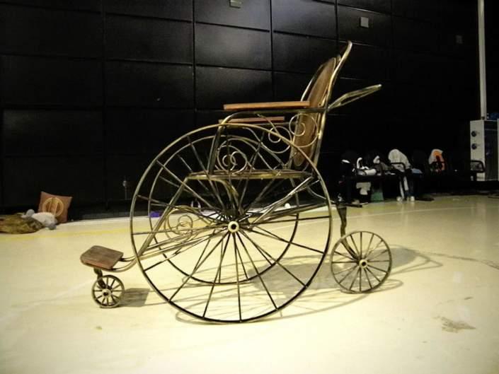 Кресло для мьюзикла