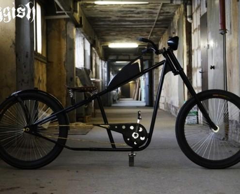 Кастом-велосипед Doggish